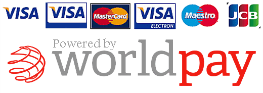 Eckington Manor WorldPay Cards Accepted