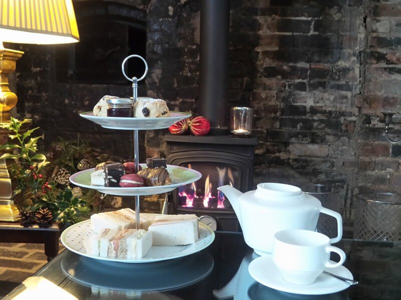Cotswold Gin Afternoon Tea for Two
