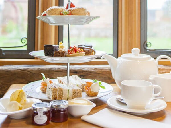 Eckington Manor Afternoon Tea