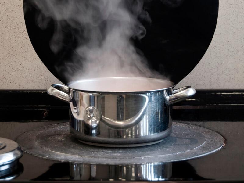 Eckington Manor Cookery School Pot
