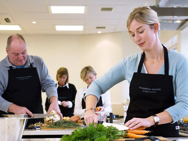 Half Day Cookery Course