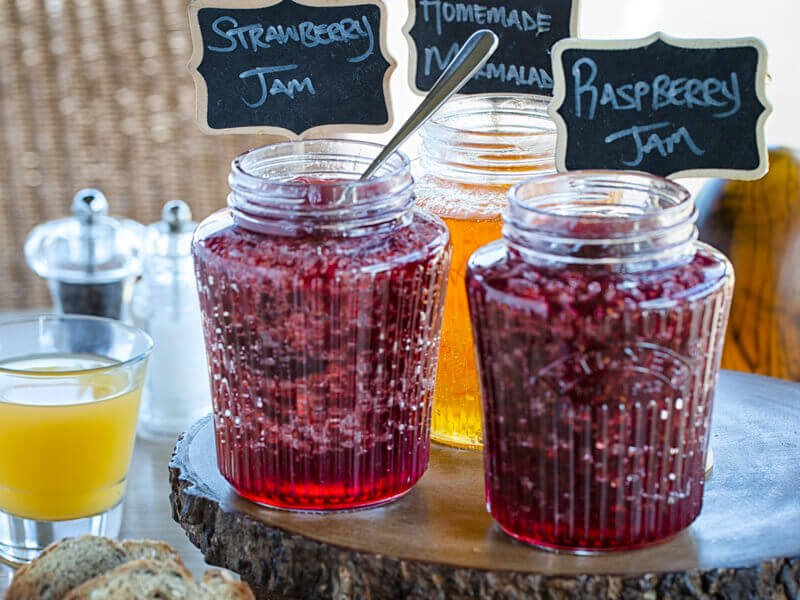 Eckington Manor Food Jams