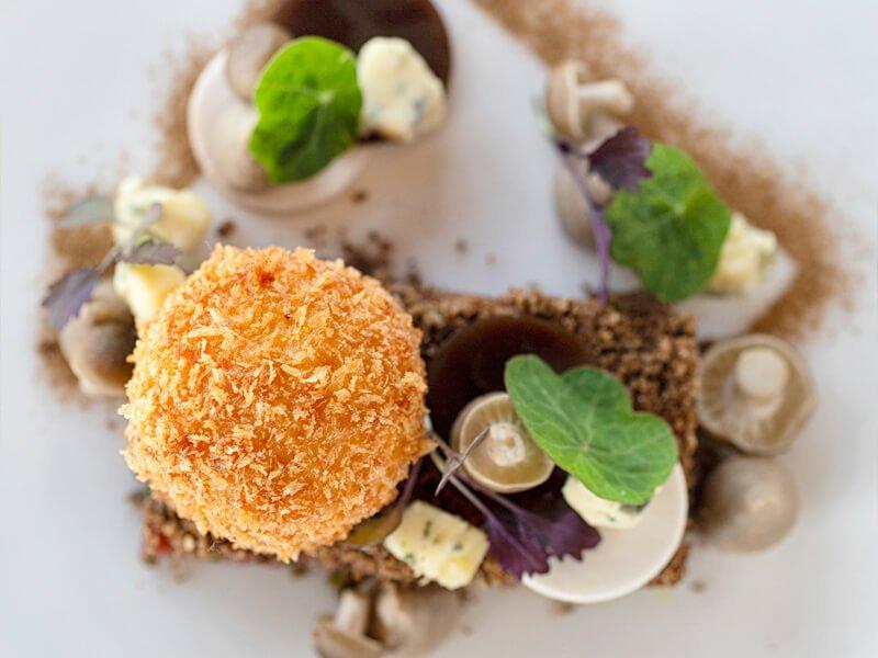 Eckington Manor Food Starter Mushrooms 1