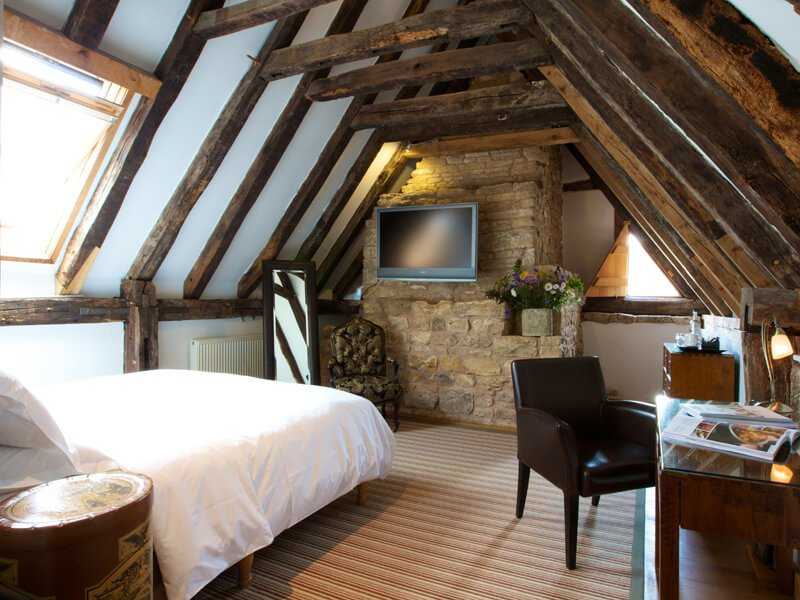 Eckington Manor Luxury Room