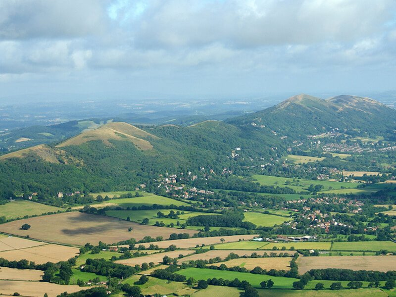 Eckington Manor Malvern Hills