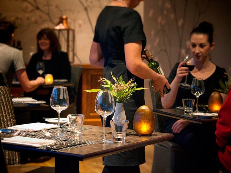 Eckington Manor Restaurant Service