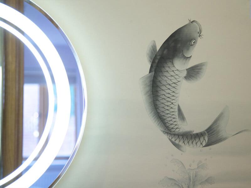 Eckington Manor Room Mirror Wall