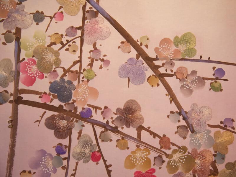 Eckington Manor Room Petal Wallpaper