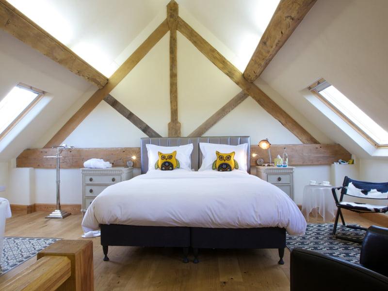 Eckington Manor Rooms Deluxe Owls