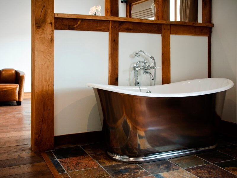 Eckington Manor Rooms Junior Bathtub