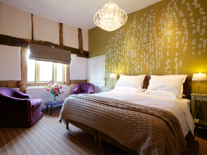 Eckington Manor Rooms Luxury Gold