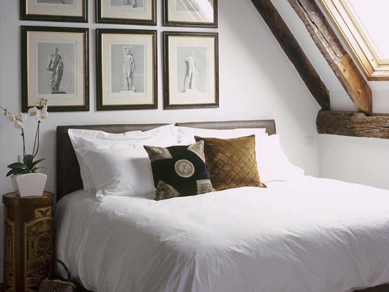 Eckington Manor Rooms Luxury Paintings