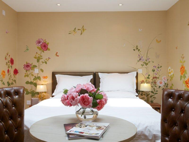 Eckington Manor Rooms Luxury Roses