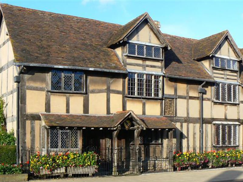 Eckington Manor Stratford Upon Avon
