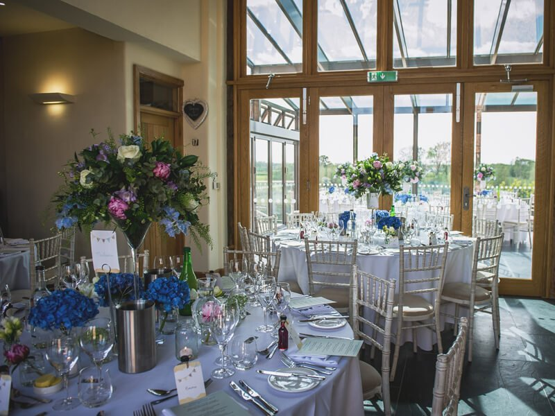 Eckington Manor Wedding Tables