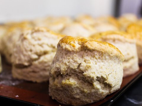 Lockdown Recipes Scones Eckington Manor Cookery School