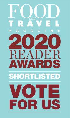 Eckington Manor Food Travel 2020 Nominate Us